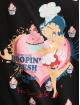 Merchcode T-Shirt Ladies Betty Boop noir