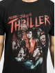 Merchcode T-Shirt Michael Jackson Thriller Zombies noir