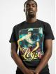 Merchcode T-Shirt Logic Tarantino Pose schwarz