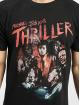Merchcode T-Shirt Michael Jackson Thriller Zombies schwarz
