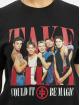 Merchcode T-Shirt Take That Magic schwarz