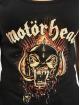 Merchcode T-Shirty Ladies Motörhead Warpig Skul czarny