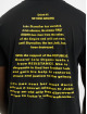 Merchcode T-Shirty Star Wars Crawl czarny
