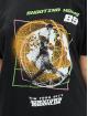 Missguided Футболка Shooting Hoops Graphic Short Sleeve Oversized черный