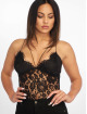 Missguided Body Corded Lace Harness black 0