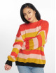 Missguided Jersey Colourblock Stripe rojo 2