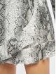 Missguided Jumpsuits Snake Print Frill Detail Play svart