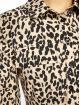 Missguided jurk Liesa bruin 3