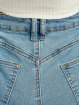 Missguided Kapeat farkut Assets Side Seam Detail Sinner sininen