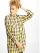 Missguided Kleid Oversized Shirt gelb 0