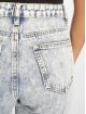 Missguided Mom Jeans Bleach Riot High Rise Ripped blau 4
