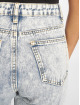 Missguided Mom Jeans Bleach Riot High Rise Ripped blue 4