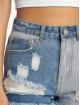 Missguided shorts Sinner Contrast blauw 3