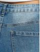 Missguided Skinny Jeans Petite Sinner Clean Distress niebieski