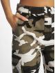 Missguided Spodnie Chino/Cargo Premium moro