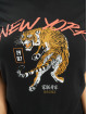 Missguided Tričká New York Tiger èierna