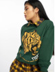 Missguided trui Tennessee Tigers Graphic groen 0