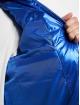 Mister Tee Стеганая куртка Nasa Insignia Metallic синий