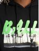 Mister Tee Bluzy z kapturem Tee All Day Ballin czarny