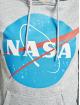 Mister Tee Hoodie NASA gray