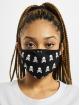 Mister Tee Other Skull Face Mask 2-Pack black