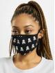 Mister Tee Sonstige Skull Face Mask 2-Pack schwarz