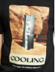 Mister Tee T-paidat Cooling musta