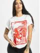 Mister Tee T-paidat Chinese Beauty valkoinen