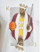 Mister Tee T-paidat King James La valkoinen