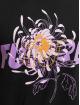 Mister Tee T-Shirt Future Flower black