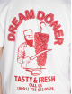 Mister Tee T-Shirt Dream Döner blanc