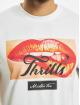 Mister Tee T-Shirt Thrills blanc