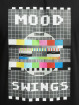 Mister Tee T-Shirt Mood Swings noir
