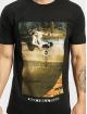Mister Tee T-Shirt Fuck You & Skate schwarz