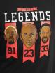 Mister Tee T-Shirt True Legends schwarz