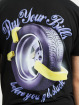 Mister Tee T-shirt Pay Your Bills svart