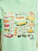 Mister Tee T-Shirt Ladies Pick A Sushi vert