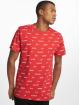 Mister Tee T-Shirty Home czerwony