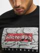 Mister Tee T-skjorter Moneymaker svart