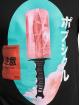 Mister Tee Tričká Japanese Ice èierna
