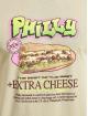 Mister Tee Tričká Philly Sandwich béžová