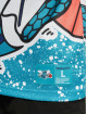 Mitchell & Ness Débardeur Jumbotron Sublimated Charlotte Hornets bleu