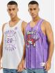Mitchell & Ness Débardeur Reversible Toronto Raptors Damon Stoudamire pourpre