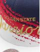 Mitchell & Ness Gorra Snapback Independence Golden State Warriors azul