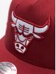 Mitchell & Ness Gorra Trucker NBA Chicago Bulls Classic rojo 3