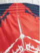 Mitchell & Ness Shorts Independence Swingman Chicago Bulls blu