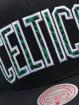 Mitchell & Ness Snapback Wildback HWC Boston Celtics èierna