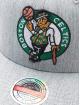 Mitchell & Ness Snapback Team Heather Boston Celtics Stretch šedá