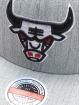 Mitchell & Ness Snapback Team Heather Stretch HWC Chicago Bulls šedá