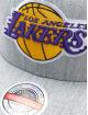 Mitchell & Ness Snapback Team Heather Stretch Los Angeles Lakers šedá